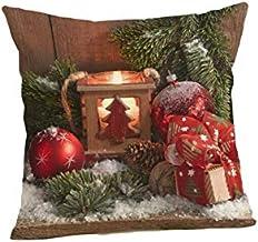 Pengcher Christmas Tree Pillow Case Cushion Cover Decor Home Sofa Bed Pillowcase