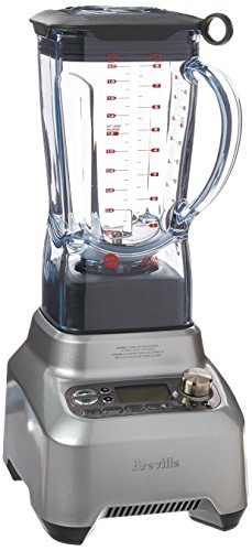 Breville RM-BBL910XL Boss Easy to Use Superblender, Silver (Renewed)
