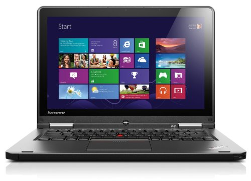 Lenovo ThinkPad S1 Yoga 12 Intel i5-4300U 1.90Ghz 4GB RAM 128GB SSD Win 10 Pro (Renewed)