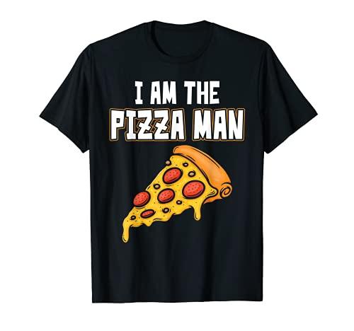 Soy el hombre de la pizza Camiseta