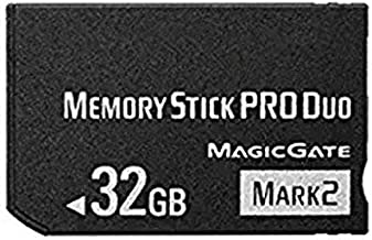 Memory Stick pro Duo 32GB (Mark2) PSP1000 2000 3000