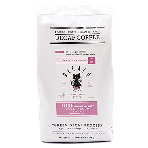 【DECACO(デカコ)】 デカフェ コーヒー ブレンド 豆150g