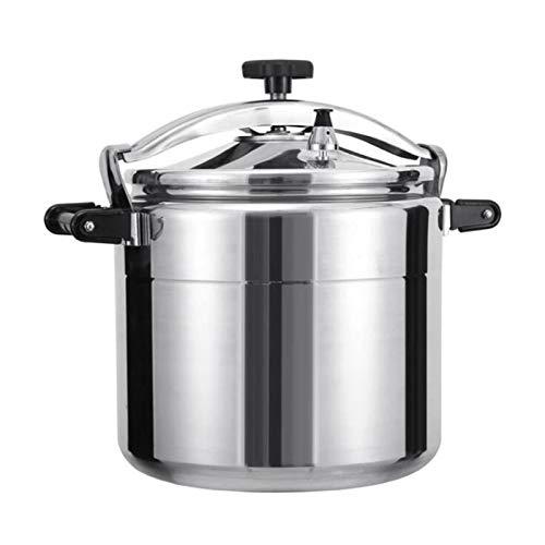 BLHZPD Cocina de presión de Gran Capacidad 9-50L, Olla de Cocina enlatada...