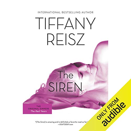 The Siren audiobook cover art