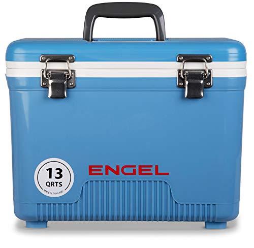 Engel Cooler/Dry Box 13 Qt - Blue