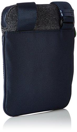 BOSS Pixel M_s Zip Env 10 10197422, Men's Wallet, Blau (Navy), 20 x 24 1 cm (wxhxd)