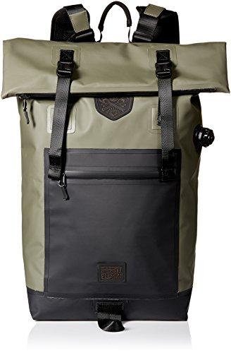 Element Men's Waterproof Timber Backpack, moss green, ONE