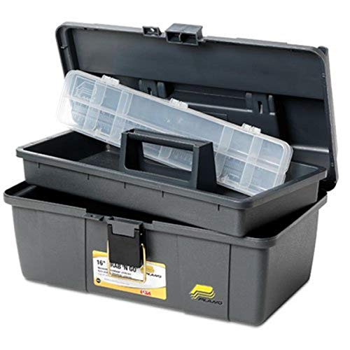 Plano 452-006 Grab-N-Go 16-Inch Tool Box with Tray California