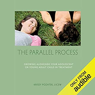 The Parallel Process audiobook cover art