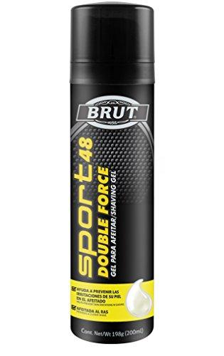 Afeitadora Gel marca Brut