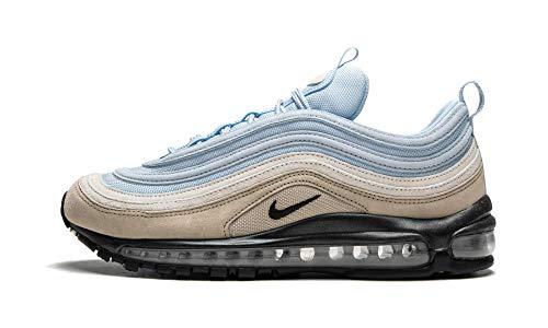 Nike Air MAX 97 Premium, Zapatillas de Gimnasia Hombre, Beige (Desert/Black/Desert Sand/Royal Tint 203), 49.5 EU