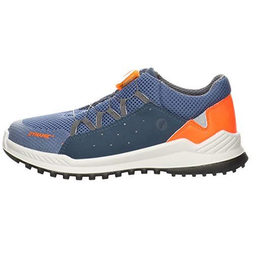 Ricosta Jungen Sneaker Reed Kombinationen blau Gr. 39