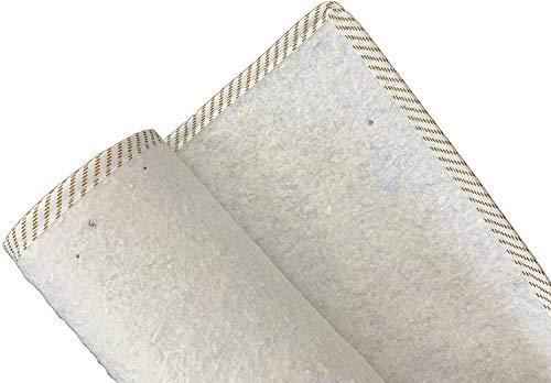 SEEBAUER Living® | Matratzenschoner | Hochwertiger Schoner für Lattenrost | Schützende Matratzenunterlage | Atmungsaktiver Matratzenschoner aus Nadelfilz | Made in Germany (100 x 200 cm)