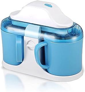 BJH Mini Machine à crème glacée - Machine à crème glacée Molle Express de ménage - Congélateurs automatiques de crème glac...