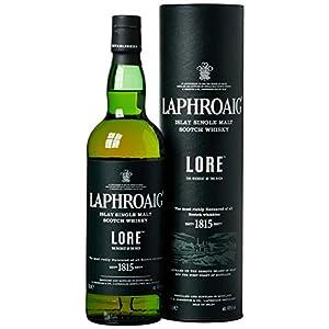 Laphroaig Lore Islay Single Malt Scotch Whisky, mit Geschenkverpackung, reich und tiefgründig mit einzigartigem…