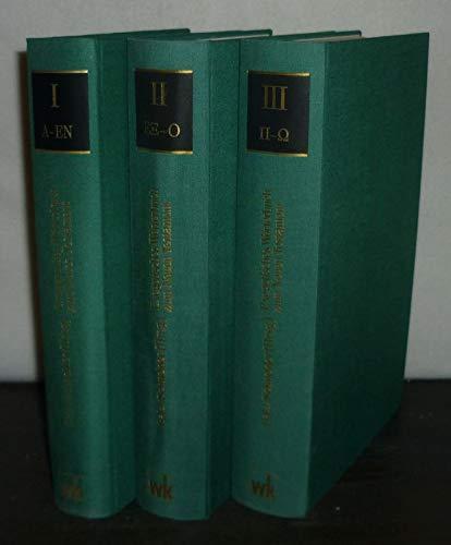 Exegetisches Wörterbuch zum Neuen Testament. Band 1 bis 3 komplett. [Herausgegeben von Horst Balz und Gerhard Schneider].