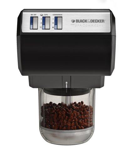 Black & Decker Spacemaker Coffee Grinder & Chopper