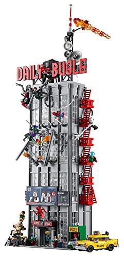 Lego Marvel Superheroes Spider-Man Daily Bugle 76178