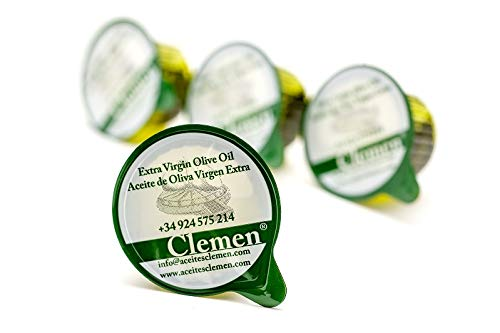 Aceite de Oliva Virgen Extra Clemen Monodosis 15 mL 200...