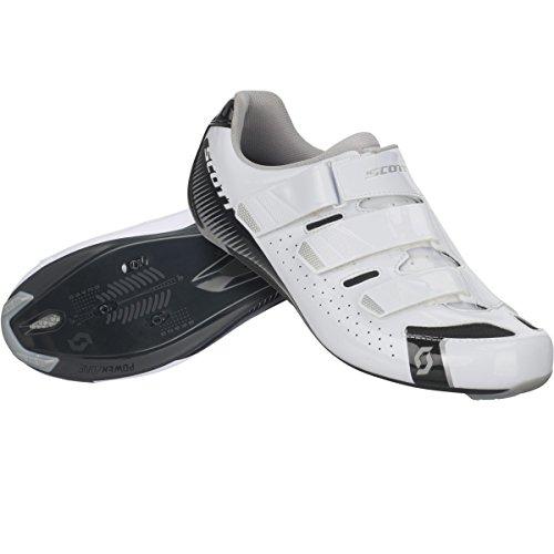 Scott Road Comp Rennrad Fahrrad Schuhe weiß/schwarz 2019: Größe: 44
