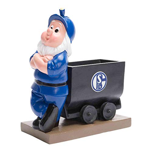 FC Schalke 04 Blumentopf Lore