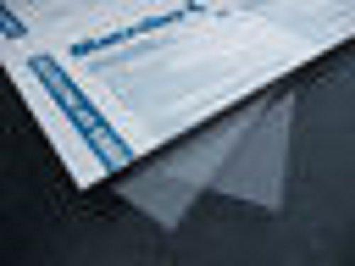 Platte Polycarbonat farblos 1000 x 600 x 1 mm, klar alt-intech®