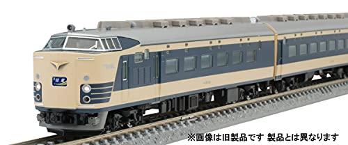 TOMIX Nゲージ 国鉄 583系 クハネ581 基本セット 98770 鉄道模型 電車