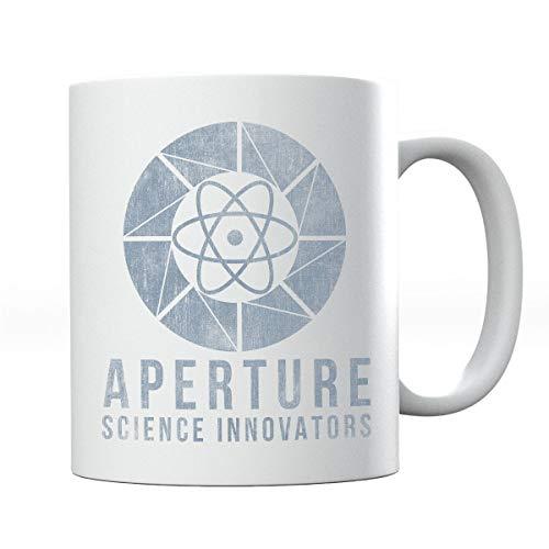 Portal Aperture Science Innovators Mug