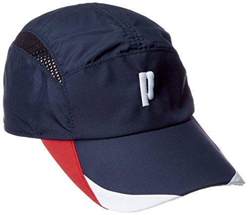 [プリンス] テニスウェア ジャストフィットキャップ [ユニセックス] PH593 ネイビー (127) 日本 フリーサイズ (FREE サイズ)