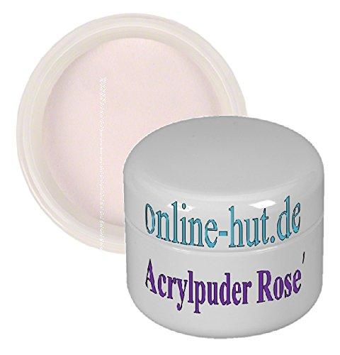 online-hut Acryl-Puder 50ml rose´