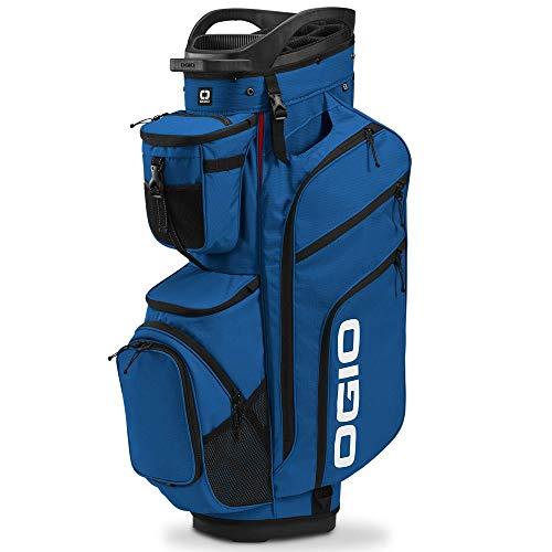 OGIO 2020 Convoy SE Cart Bag (Blue)