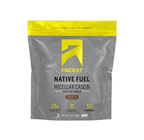 Ascent Native Fuel Micellar Casein Protein Powder review