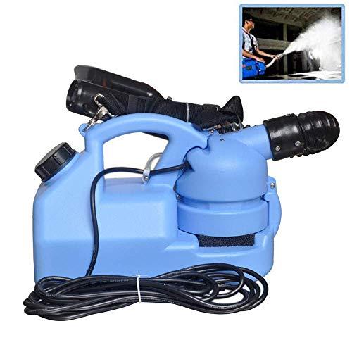 Pulverizador eléctrico - Máquina de Niebla portátil Máquina de desinfección Mosquito Killer Fogger Insecticida para higiene Interior/Exterior