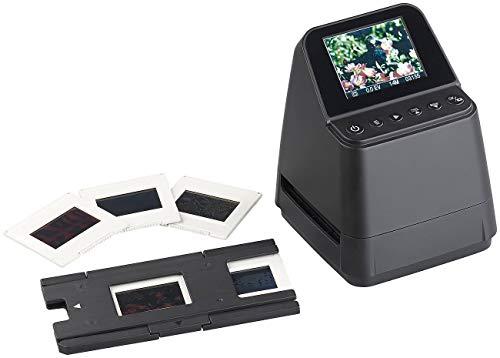 Somikon Negativscanner: Stand-Alone-Dia- und Negativ-Scanner mit 14-MP-Sensor, 3.200 DPI (Dia Negativscanner)