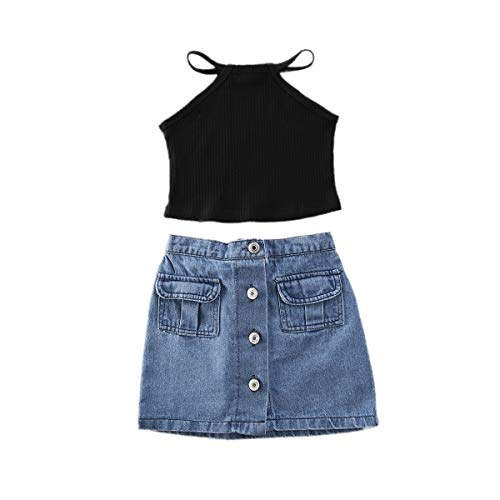 Kids Toddler Baby Girl Summer Cl...