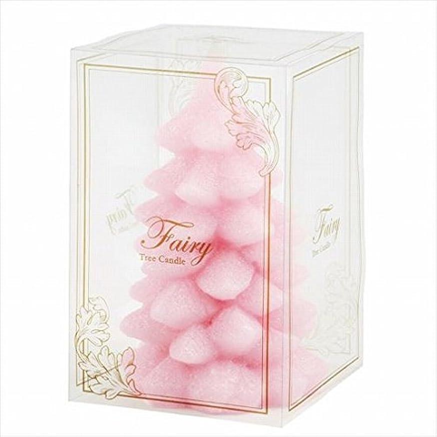 カンガルーオリエンタル代理店カメヤマキャンドル(kameyama candle) フェアリーツリーL 「 ピンク 」