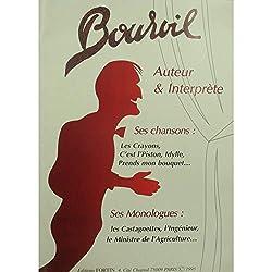 Bourvil : auteur & interprète - Ses chansons, ses monologues...