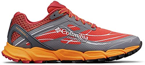 Columbia Montrail Women's CALDORADO III Sneaker, zing/koi, 9 Regular US