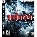 NEW Wolfenstein PS3 (Videogame Software)