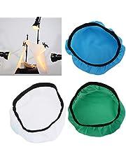 Paño difusor de luz, Flash Fotografía de calcetín suave Paño difusor de luz Paño modificador de luz Reflector de fotografía para fotografía Estudio fotográfico