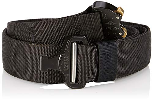 Tasmanian Tiger TT Equipment MK II Set Ceinture Mixte, Noir, 125-135 x 4,3 cm