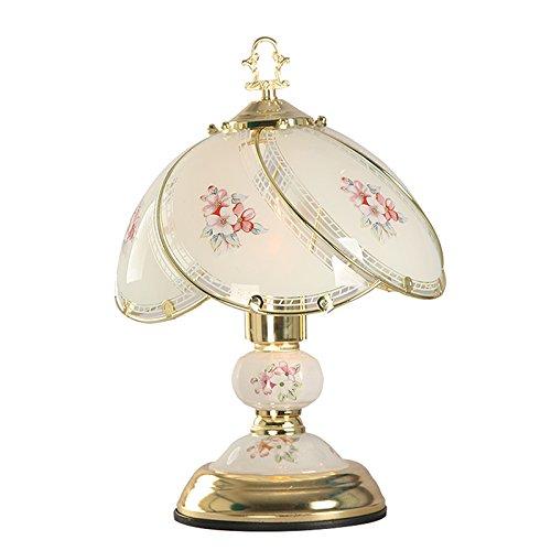 Creative Mode Impression Haute Verre Lampe de Table 37cm Haute 111v-240v (y Compris) Salle d'étude Salon Lampe de Table 41w (y Compris) -50w (y Compris) Touch-Sensitive Gradation Chambre Lampe