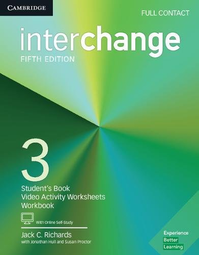 Interchange Level 3 Full Contact with Online Self-Study