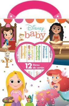Mi Primera Librería Disney Baby Princesas M1L