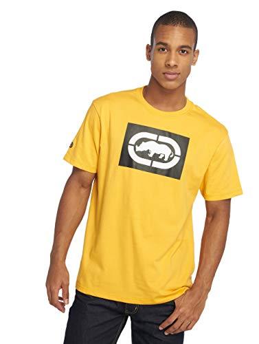 Ecko Unltd Männer T-Shirt Base in gelb S
