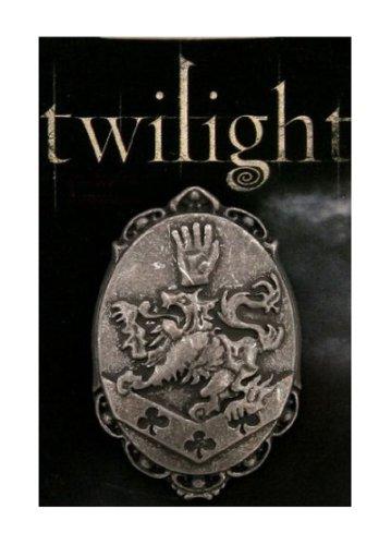 TM & Summit Entertainment Twilight Cullen Crest Lapel Pin