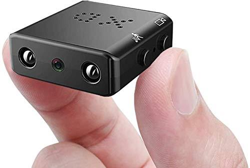 Mini câmera, câmera sem fio escondida espiã, HD interno Home Menor espião câmeras de segurança com câmera Nanny com detecção de movimento/visão noturna/armazenamento em nuvem
