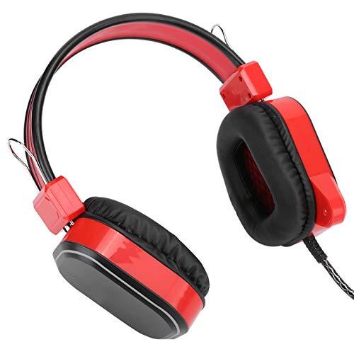 Socobeta Auriculares con Cable USB de Nivel de Estudio Auriculares Profesionales para...