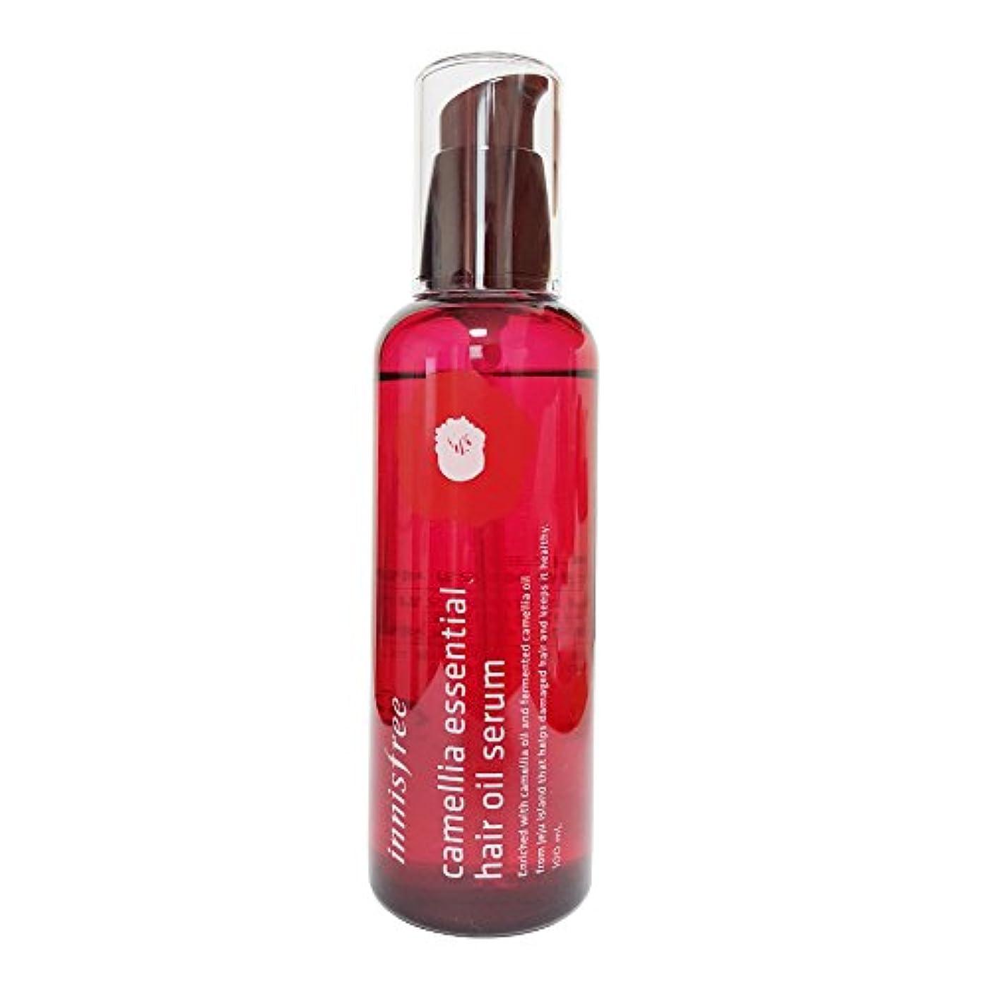 実現可能性つかむ近代化[イニスフリー] Innisfree カメリアエッセンシャル?ヘア?オイルセラム (100ml) Innisfree Camellia Essential Hair Oil Serum (100ml) [海外直送品]