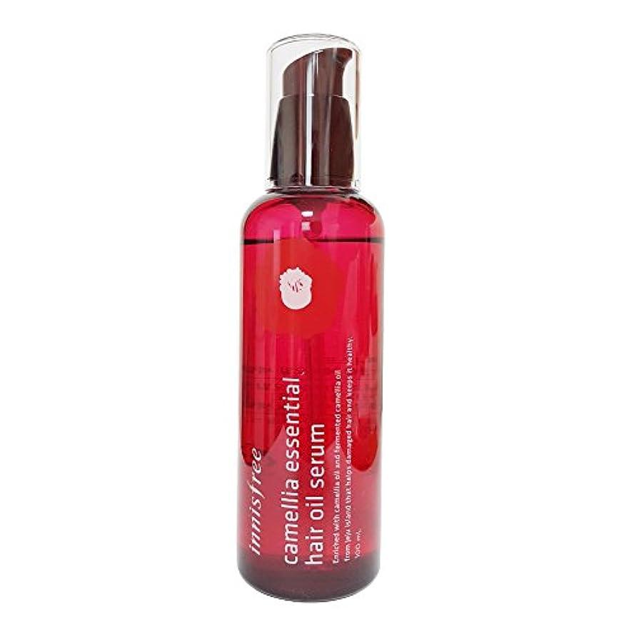 防腐剤排泄するひそかに[イニスフリー] Innisfree カメリアエッセンシャル?ヘア?オイルセラム (100ml) Innisfree Camellia Essential Hair Oil Serum (100ml) [海外直送品]